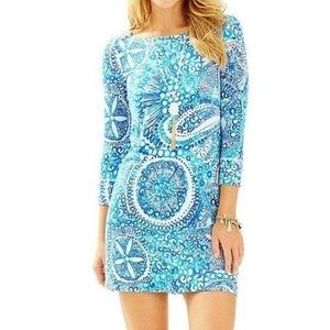 Midnight Blues Lilly Pulitzer Sophie Dress